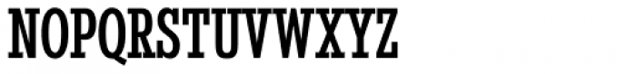 Stint Ultra Condensed Pro Medium Font UPPERCASE