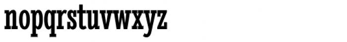 Stint Ultra Condensed Pro Medium Font LOWERCASE
