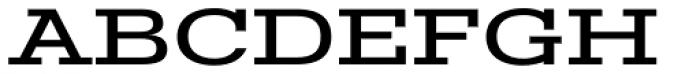 Stint Ultra Expanded Pro Medium Font UPPERCASE