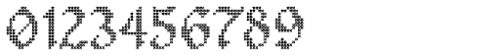 Stitch Warrior Font OTHER CHARS