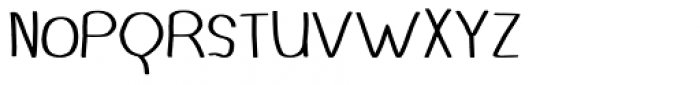 Stola Regular Font UPPERCASE