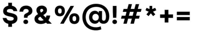 Stolzl Medium Font OTHER CHARS