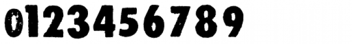 Stomper Alternate Font OTHER CHARS