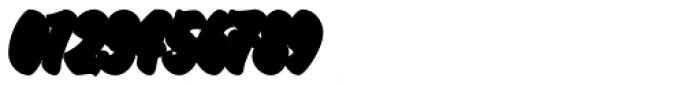 Stonekids Extrude Font OTHER CHARS