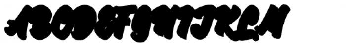 Stonekids Extrude Font UPPERCASE