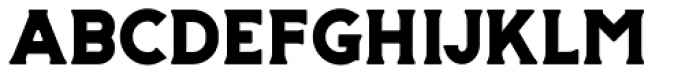 Storehouse Soft Font UPPERCASE