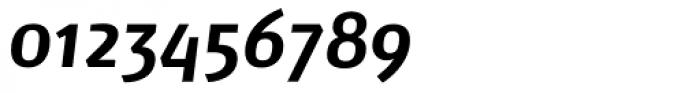 Storm Sans Italic Font OTHER CHARS