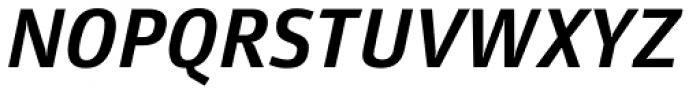 Story Bold Italic Font UPPERCASE