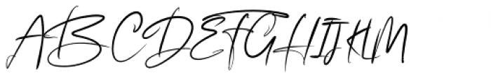 Story Fresh Normal Font UPPERCASE