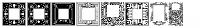 Storybook Initials 2 NF Font OTHER CHARS