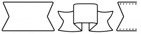 Storyteller Design Elements One Font LOWERCASE