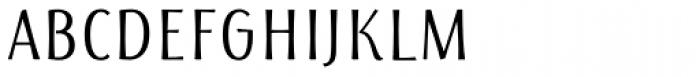 Storyteller Sans Condensed Bold Font UPPERCASE