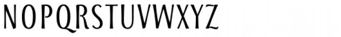 Storyteller Sans ExtraCond Bold Font UPPERCASE