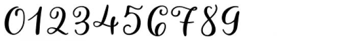 Storyteller Script Regular Font OTHER CHARS