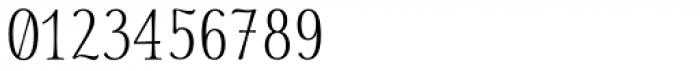 Storyteller Serif Light Font OTHER CHARS