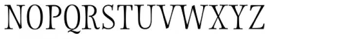 Storyteller Serif Regular Font UPPERCASE