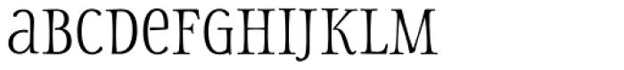 Storyteller Serif Regular Font LOWERCASE