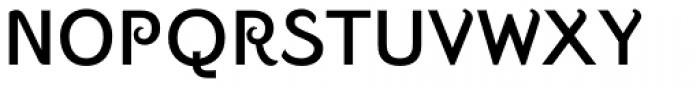 Strangelove Bold Font UPPERCASE
