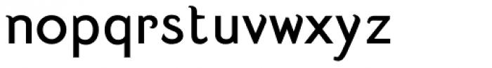 Strangelove Bold Font LOWERCASE