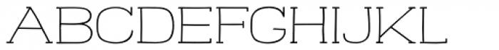 Strangelove NextSlab Wide Bold Font UPPERCASE