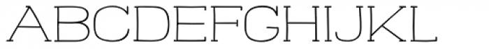Strangelove NextSlab Wide Bold Font LOWERCASE