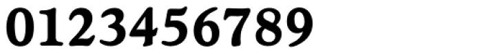 Stratford EF DemiBold Font OTHER CHARS