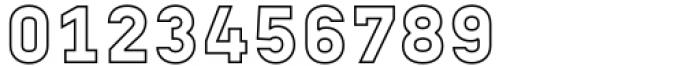 Stratison 20 Outline Black 2 Font OTHER CHARS