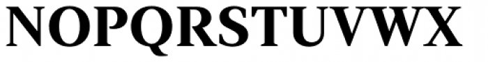 Strato Pro Bold Font UPPERCASE