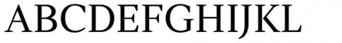 Strato Pro Book Font UPPERCASE
