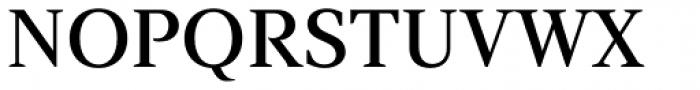 Strato Pro Regular Font UPPERCASE