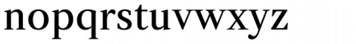 Strato Pro Regular Font LOWERCASE