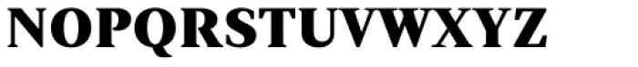 Strato Pro SC Black Font LOWERCASE