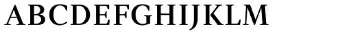 Strato Pro SC Book Font LOWERCASE
