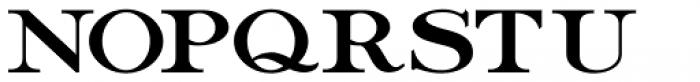 Streetcar JNL Regular Font UPPERCASE