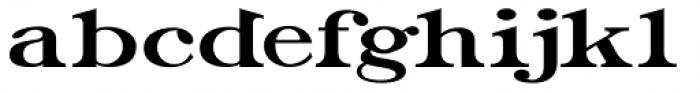 Streetcar JNL Regular Font LOWERCASE