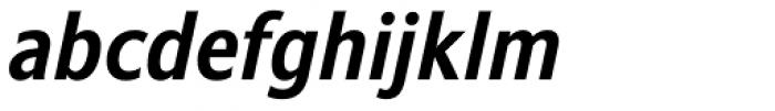 Stroudley Bold Italic Font LOWERCASE
