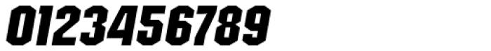 Structia Italic Font OTHER CHARS