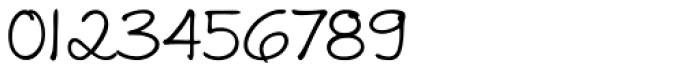 Stu Print Upright Font OTHER CHARS