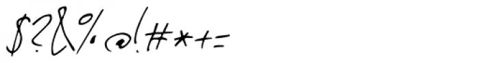 StuHeinecke Tall Font OTHER CHARS