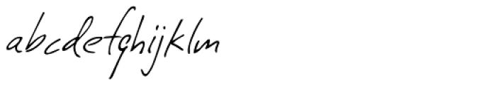 StuHeinecke Tall Font LOWERCASE