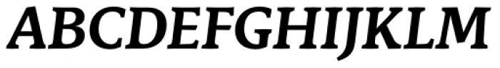 Stuart Standard Bold Italic Text SC Font UPPERCASE