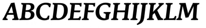 Stuart Standard Bold Italic Titling PLF Font UPPERCASE