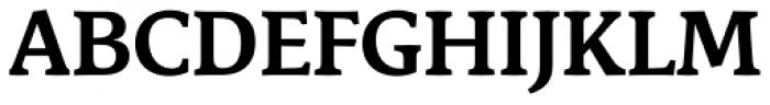 Stuart Standard Bold Text OSF Font UPPERCASE
