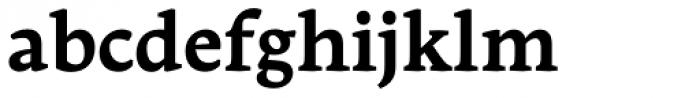 Stuart Standard Bold Text OSF Font LOWERCASE