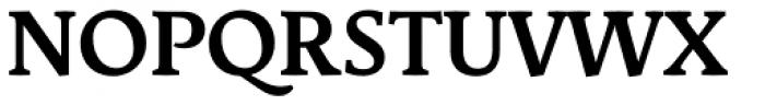 Stuart Standard Bold Titling OSF Font UPPERCASE