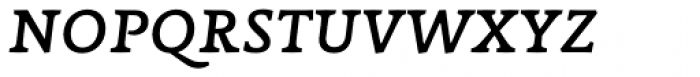 Stuart Standard Italic Caption SC Font LOWERCASE