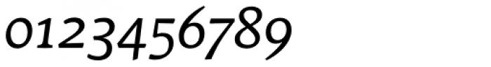 Stuart Standard Italic Text OSF Font OTHER CHARS