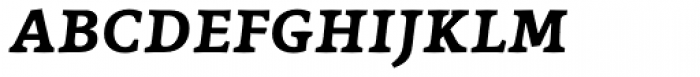 Stuart Standard Medium Italic Caption SC Font LOWERCASE