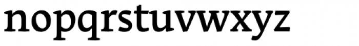 Stuart Standard Medium Text OSF Font LOWERCASE