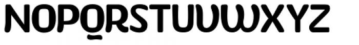 Stubby Light Font UPPERCASE